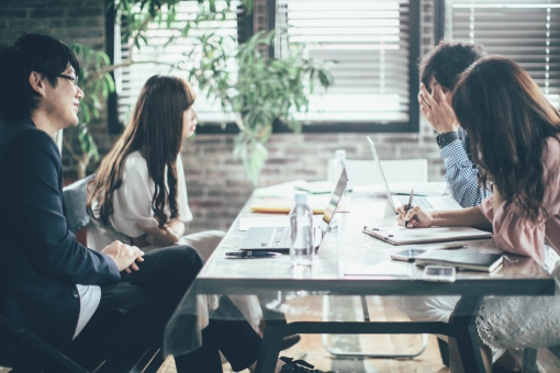 【正社員登用可能性アリ】大手外資で採用担当募集!英語と人事のスキルを活かす!