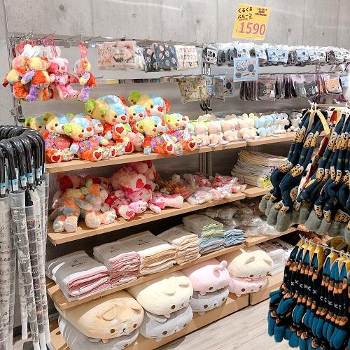 短期の雑貨shop販売スタッフ