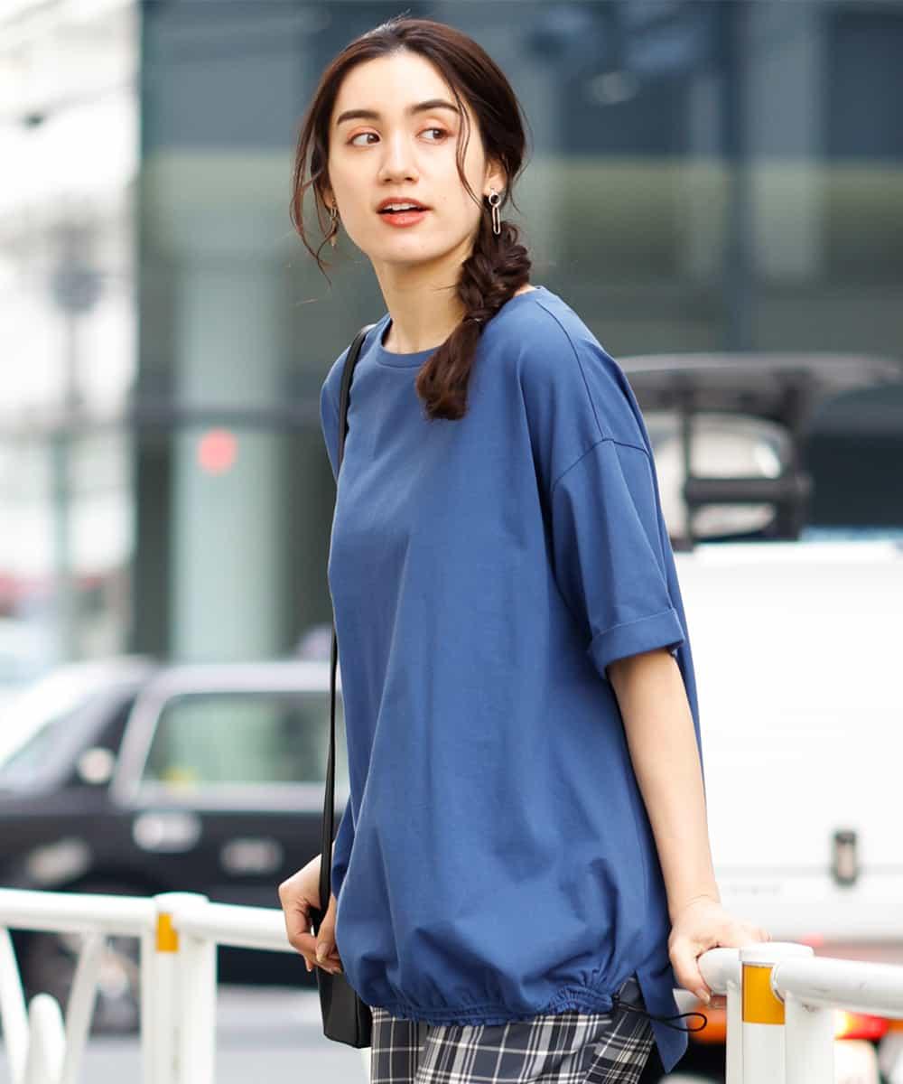 国産Lサイズブランドの婦人カジュアル服