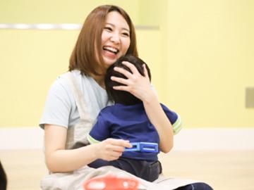 資格不問!週2日~・1日4時間/経験者歓迎★キッズルームの託児スタッフ
